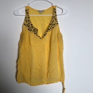 twentyone Tops - Yellow tank